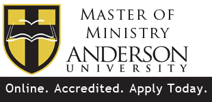 Master of Ministry at Anderson University